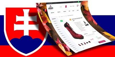 2d39225c674 ARNO e-shop nyní ve Slovenské verzi