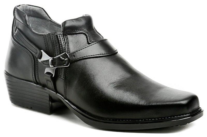 e09bccd52df Koma 1026 černé pánské westernové boty