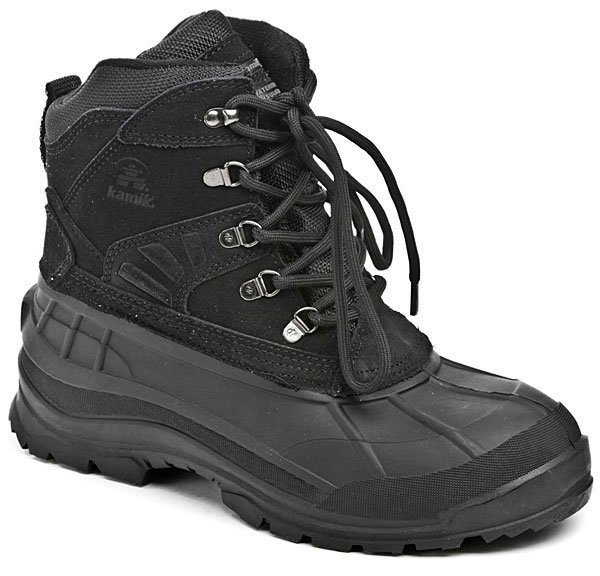 KAMIK Fargo black pánská zimní obuv EUR 41