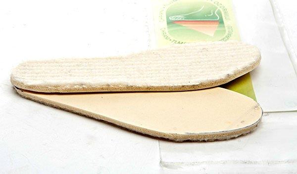 Dr. Grepl Dětské zimní vložky do bot vlnové EUR 25