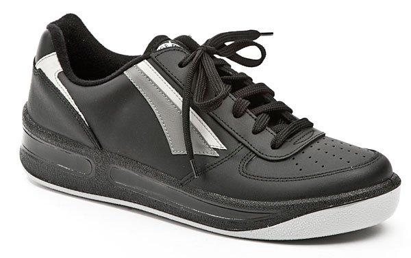 Prestige M86808 černá pánská nadměrná obuv EUR 48