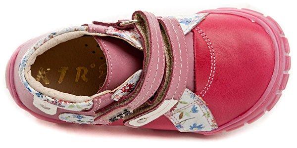 b0415ee4c34 KTR 162 růžové dětské botičky