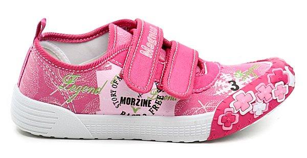 Magnus 542-U6 růžové dětské tenisky. Dětská letní vycházková rekreační obuv  ... a7ff2fe560