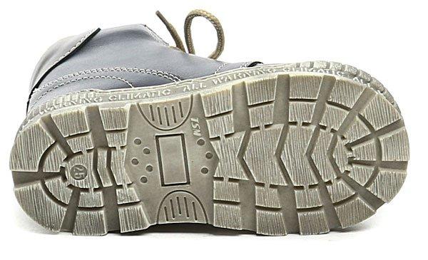 Pegres 1700 modré dětské kotníčkové boty  d5471cb6ff