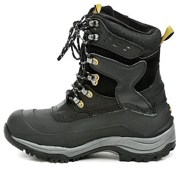 34dda2b500c KAMIK Keystone black pánské zimní boty
