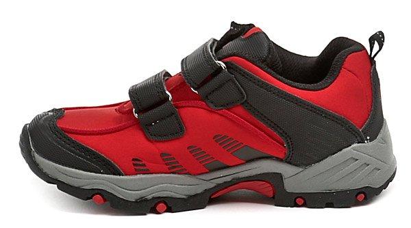 Head HU-509-25-03 softshell červená obuv  0a6fc727b5