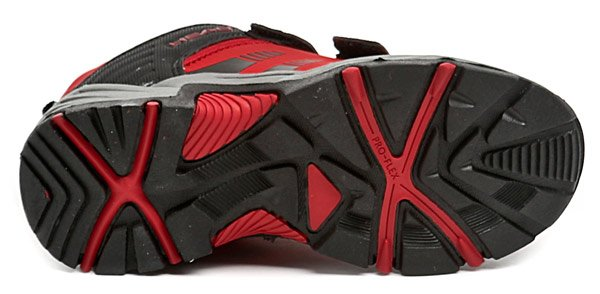 f8c195c90d8 Head HU-509-25-03 softshell červená obuv