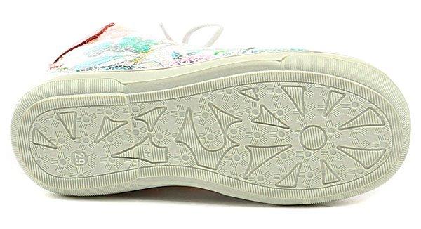 7678d677e90 Pegres 1406B květina dívčí botičky. Dětská celoroční kotníčková vycházková  obuv ...