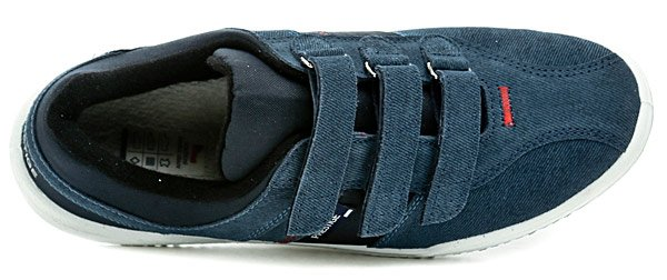 Prestige M40810 modrá pánská obuv  c60f965058d