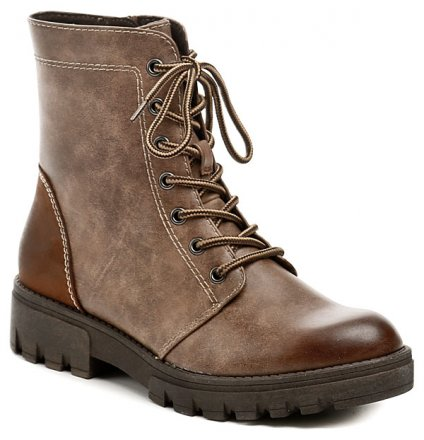 8a620d624247 Tamaris 1-25209-27 hnědé kotníčkové boty