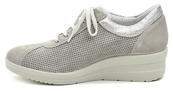 IMAC I2065-01 dámské polobotky na klínku. Dámská celoroční kožená  vycházková obuv ... 48ff77e4a5d