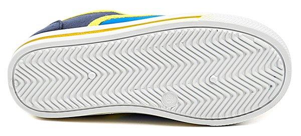 06ada1336b9 ... Minions DE002453 modro žluté plátěné tenisky
