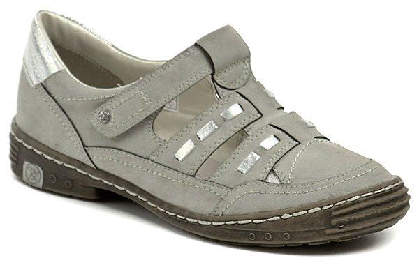 Reflexan 31811 šedé dámské letní boty EUR 37