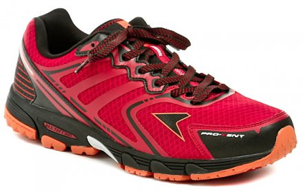 87f811504f2 Power 692M červená pánská sportovní obuv