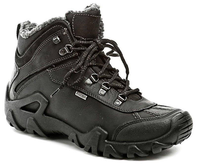 IMAC I2168z61 černé pánské zimní boty 2d6a7a4e22