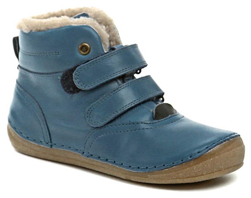Froddo G2110069-1K modré dětské zimní boty 0aad39f145