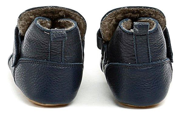 26a682b850a Froddo G1160001 modré Barefoot dětské bačkůrky