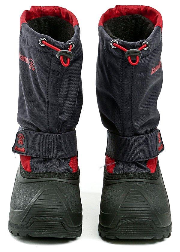 ... KAMIK Snowfox navy red dětské zimní sněhule  062611f55d