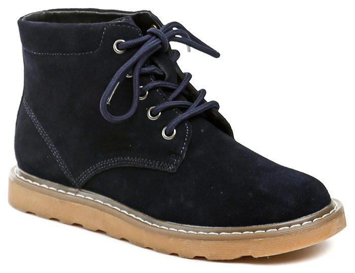 Asylum AV-236-17-02 modrá zimní kotníčková obuv  9d2c740b77