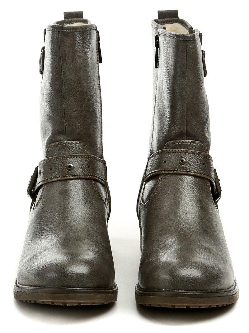ef237af900f Mustang 1264-602-20 šedé dámské nadměrné zimní boty