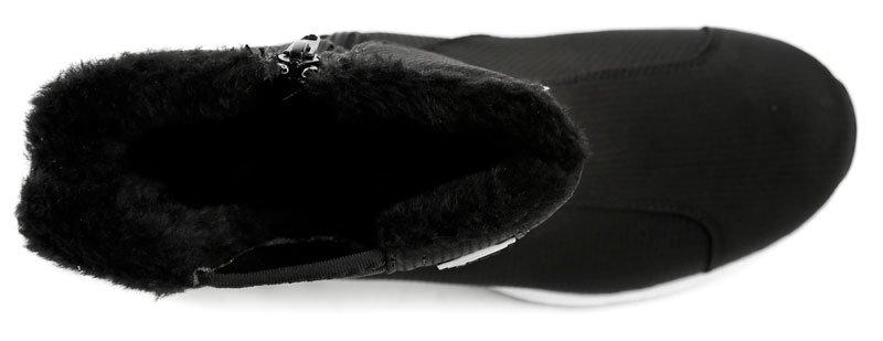 257c00da025 ... Rock Spring Arctica softshell černá dámská zimní obuv
