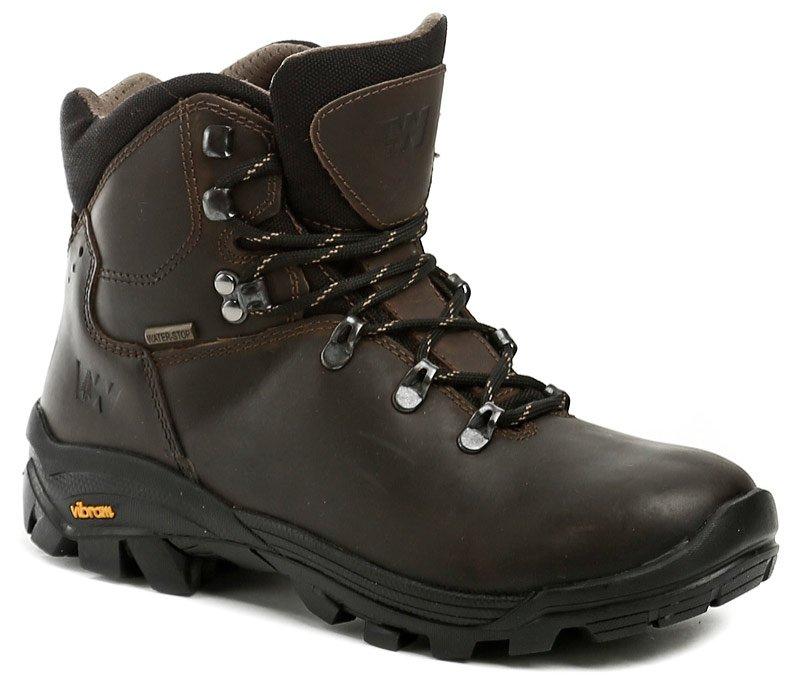 Weinbrenner W2271z41 hnědé dámské trekingové boty  ad1875e91e