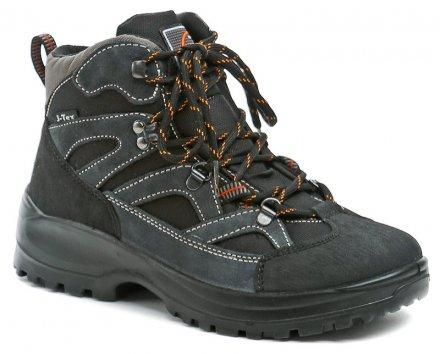 Jacalu 13114-31-J černo modré pánské zimní outdoorvé boty 70cacd14c5