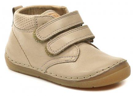 a52200289d5 Froddo G2130132-10 béžové dětské boty