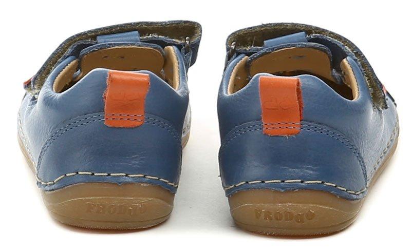 Froddo G2150074-2 modré dětské boty  6bfc6284ce