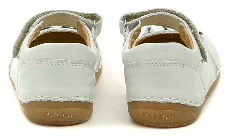 ea8dedd6959 Froddo G2140031-1 bílé dětské baleríny