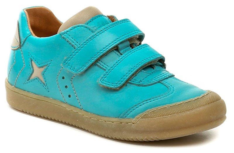 Froddo G3130107-2 Tyrkysové dětské boty EUR 34