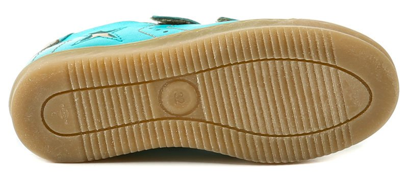 Froddo G3130107-2 Tyrkysové dětské boty  bc0882a118