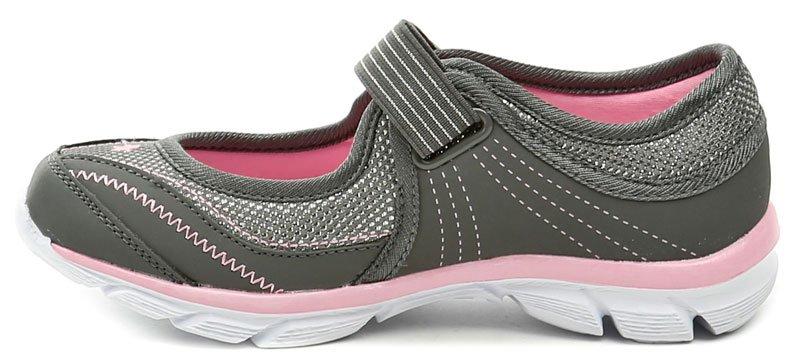 Peddy PO-518-22-02 šedo růžová dívčí letní obuv  ec870b19b2