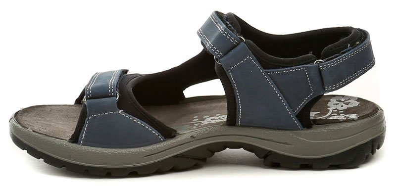 0fb6ea076c56 IMAC I2317e71 modré dámské sandály