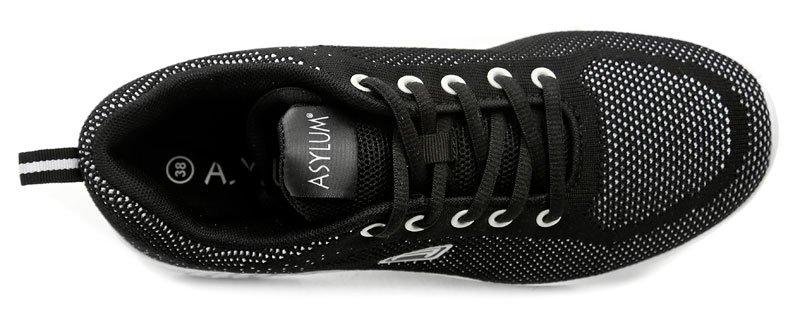 Asylum AO-218-26-20 černo bílé dámské tenisky  cff017db61