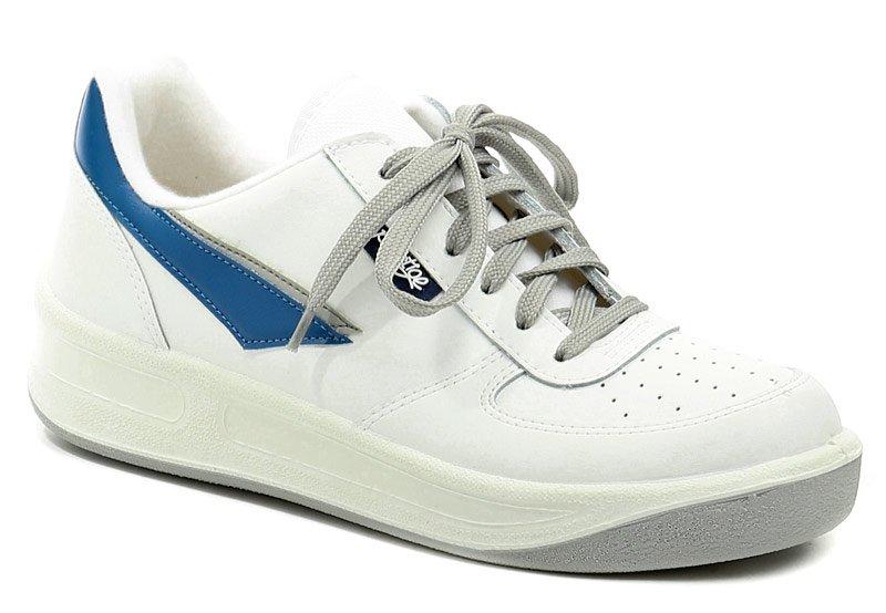 13b6083abf4 Prestige M86808 bílá nadměrná pracovní obuv