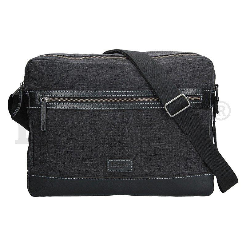 Lagen 22406 černá taška přes rameno
