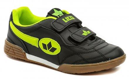 ba2160fc1 Lico 360353 černo zelené sportovní tenisky