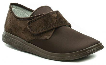6648354ae41 Dr. Orto 131M005 hnědé pánské nadměrné zdravotní boty