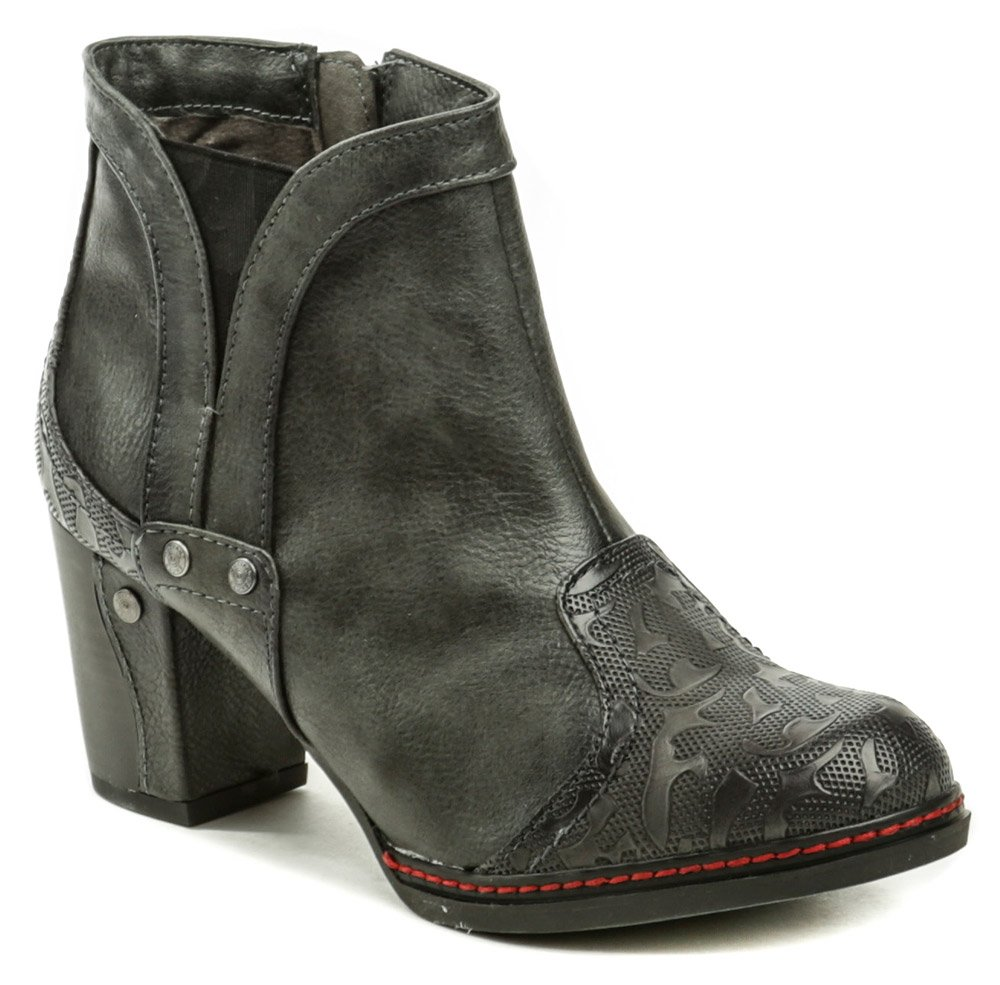Mustang 1287-502-259 Graphit dámská obuv EUR 37
