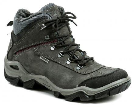 IMAC I2448z31 šedé dámské zimní boty dfae024373