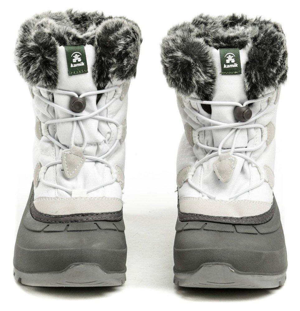 Kamik MomentumLO White dámská zimní obuv šíře H  7c9badbccb