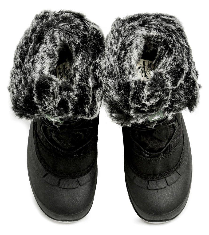 ... Kamik MomentumLO Black dámská zimní obuv šíře H  9bd18cb247
