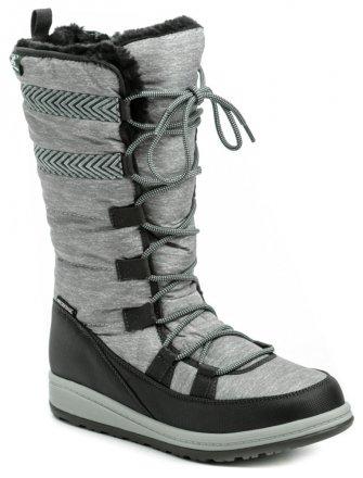 Kamik Vuplex šedá dámská zimní obuv a527bb58770