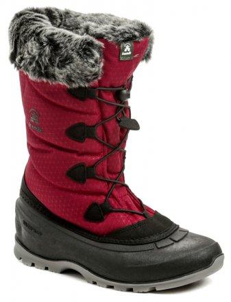 d9dbf4ac239 Kamik Momentum2 Red dámská zimní obuv