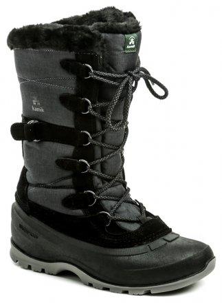 052419afd07 Kamik Snovalley2 Black dámská zimní obuv