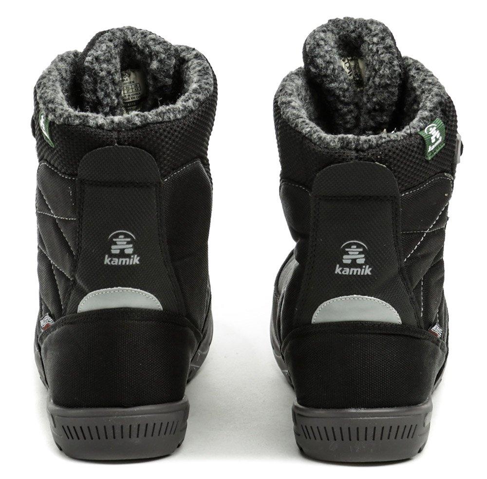 KAMIK Hayden černá dětská zimní obuv  7aad7c9e54