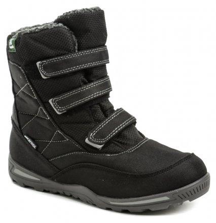 KAMIK Hayden černá dětská zimní obuv 8ac8baf86e