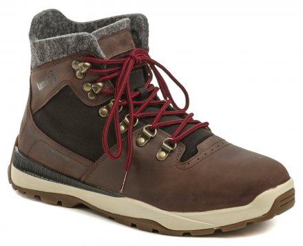 66d5522e840 Kamik Velox tmavě hnědé pánské zimní boty