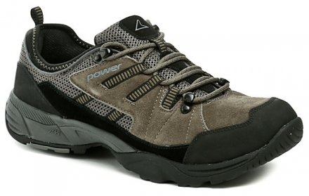 eb654304c8d Power 728M šedá pánská outdoroová obuv